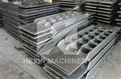 cast tube sheet