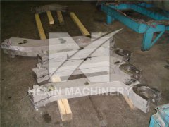 sink roll arms for galvanizing