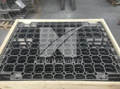 the investment casting trays